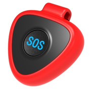 Wireless fall down emergency button SOS panic button small gsm alarm