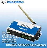 RTU5025 GPRS 3G Gate door lock Opener Relay Remote Conrtrol Access