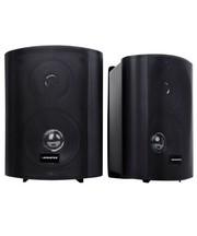 Hurry up! Buy Indoor-Outdoor Waterproof Speakers (Black)