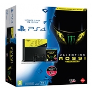4 PS4 Console 1TB Valentino Rossi Limited Edition