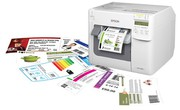 Epson TM-C3500 Colour Label Printer USB/ETHs