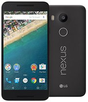 LG Google Nexus 5X H791 (4G/LTE,  12MP,  16GB) - Quartz