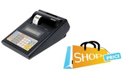 Sam4s Er230 Portable Cash Register - Batteries Included