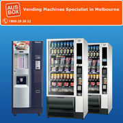The Leading Supplier of Vending Machine in Canberra.