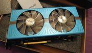 Original AMD Radeon RX 580 8GB Sapphire Nitro + OC GDDR5