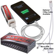 Promotional Essential Mobile Phone Power Bank | Vivid Promotions