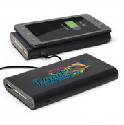 Personalized Kronos Wireless Power Bank at Vivid Promotions Australia