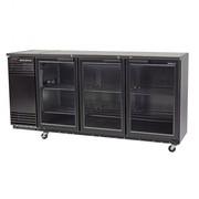 Skope Back Bar Cooler with Three Hinged Doors BB580X