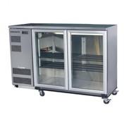 Skope Back Bar Cooler with Sliding Doors BB380