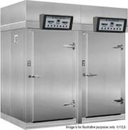 Gs-40D Double Rack Blast Freezer