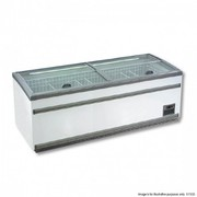 ZCD-L250S Supermakert Island Dual Temperature Freezer & Chiller