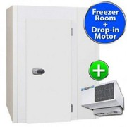 Bromic Matrix Ii Bundle Modular Freezer With Heated Door 1.8 X 1.4 Dro