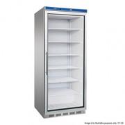 Fed Display Freezer With Glass Door HF600G S/S