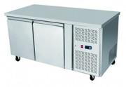 Atosa Two Door Freezer Table 1360mm EPF3462