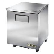 True Undercounter Freezer 1 Door Stainless Steel