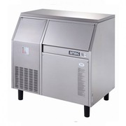 120kg/24hr Self-Contained Granular Ice Flaker Ice Machine Bromic IM012
