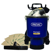 Commercial Backpack Vacuum Cleaner For High Traffic Areas!