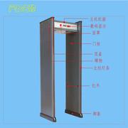 Door temperature detection